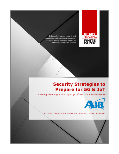 image from Security Strategies To Prepare For 5G & IoT
