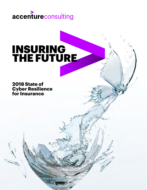 image from Insuring The Future: 2018 State Of Cyber Resilience For Insurance