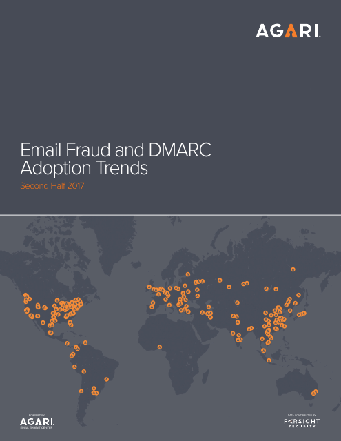 image from Email Fraud and DMARC Adoption Trends Second Half 2017
