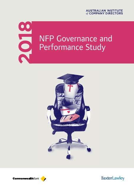 image from NFP Governance And Performance Study