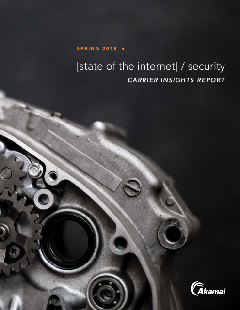 image from State of the Internet Security Report Q1 2018