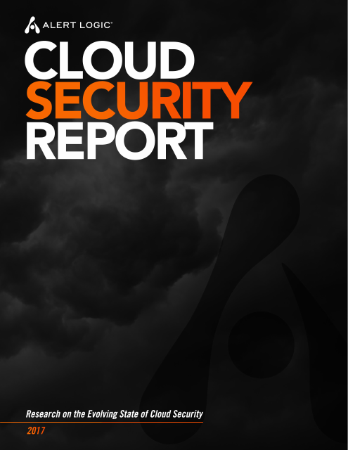 image from Cloud Security Report 2017