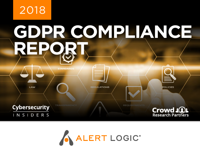 image from 2018 GDPR Compliance Report