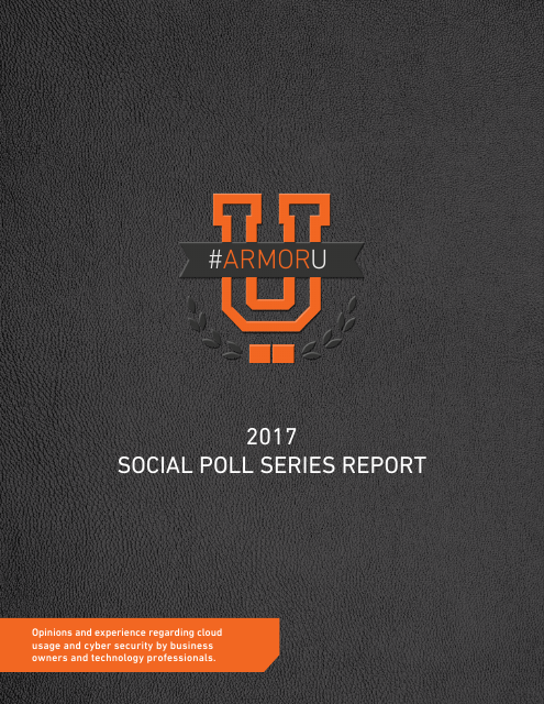 image from 2017 Social Poll Series Report