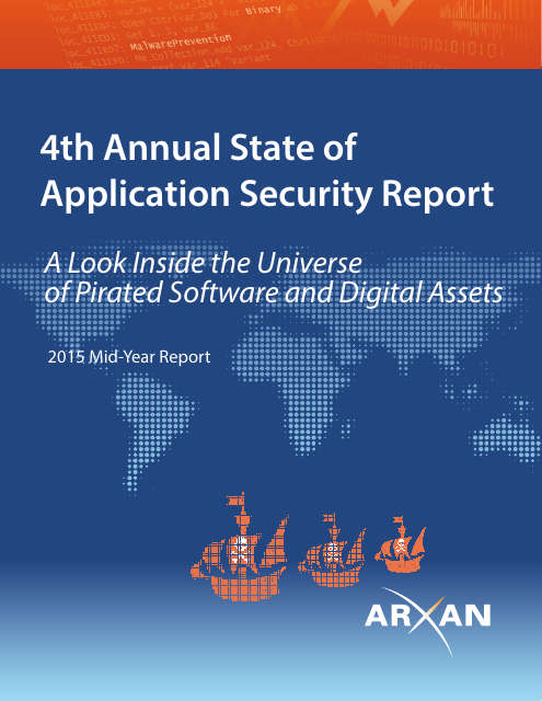 image from 4th Annual State of Application Security Report (2015 Mid-Year Report)