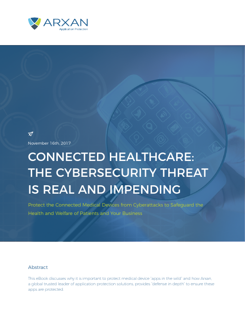 image from Connected Healthcare: The Cybersecurity Threat Is Real And Impending