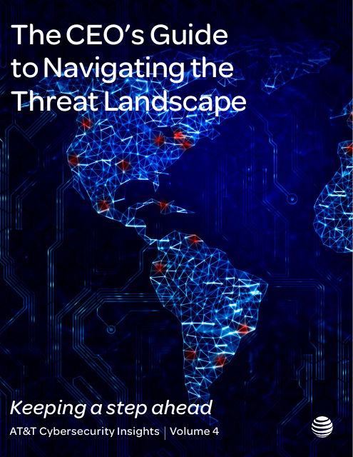image from Cybersecurity Insights Volume 4: The CEO's Guide To Navigating The Threat Landscape
