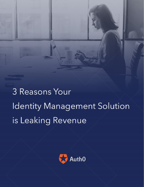 image from 3 Reasons Your IAM Is Leaking Revenue