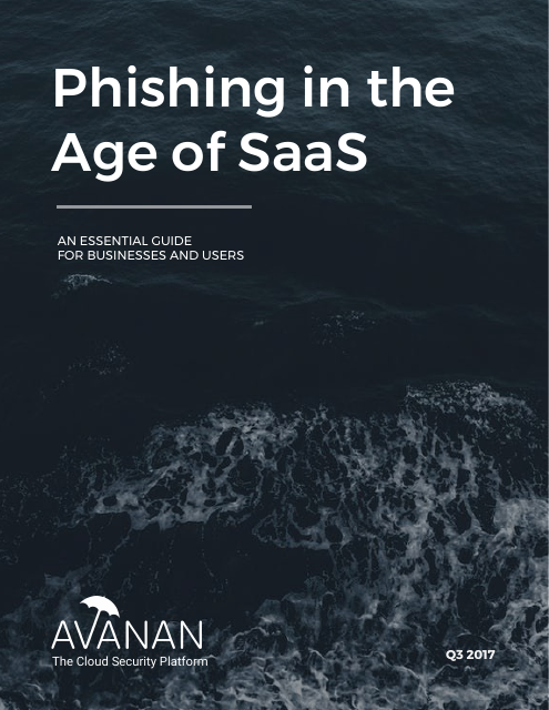 image from Phishing In The Age Of SaaS