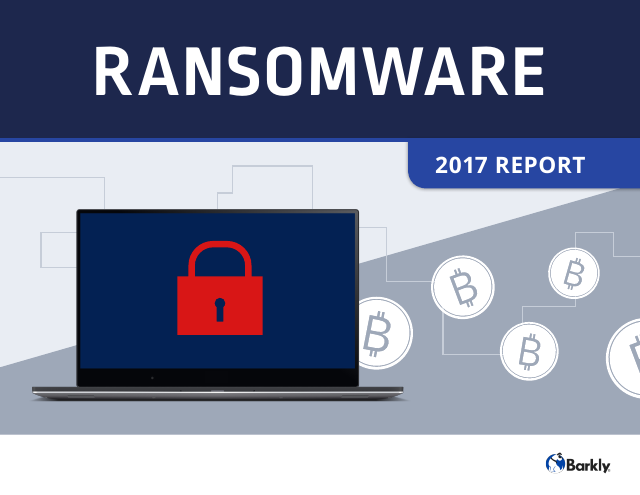 image from 2017 Ransomware Report