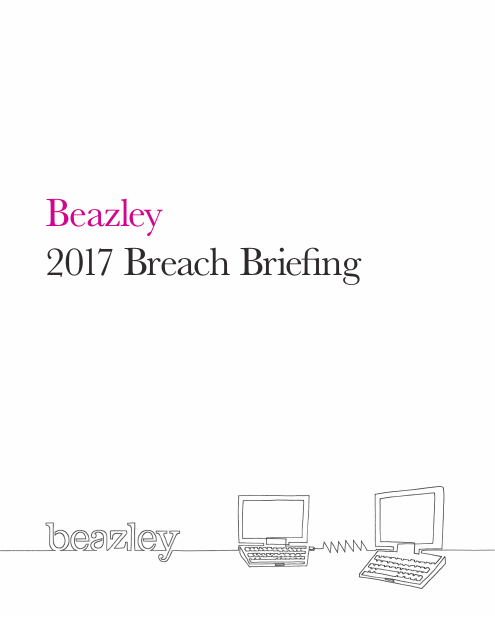 image from 2017 Breach Briefing