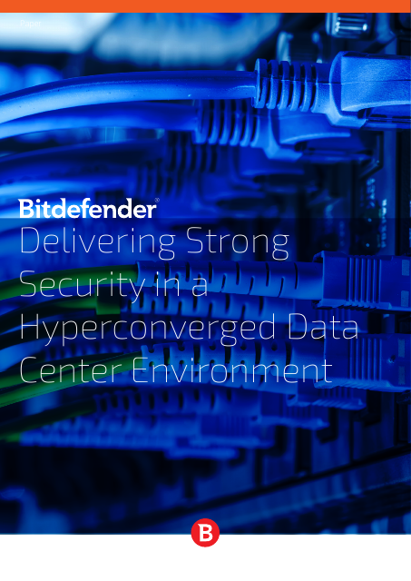 image from Delivering Strong Security In A HyperConverged Data Center Environment
