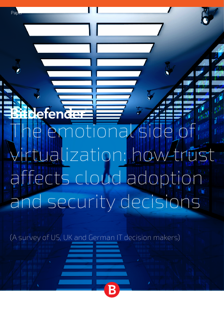 image from The Emotional Side of Virtualization