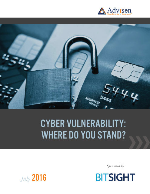 image from Cyber Vulnerability: Where do you Stand
