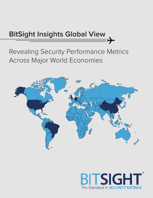 image from BitSight Insights: Global View