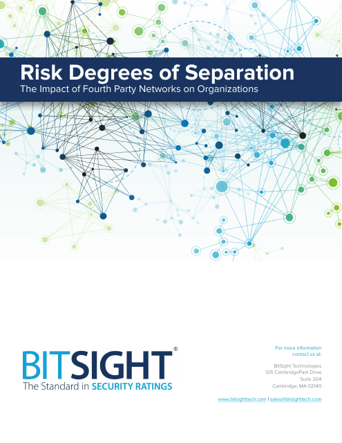 image from Risk Degrees Of Separation