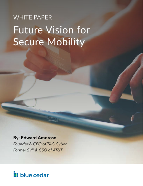 image from Future Vision For Secure Mobility