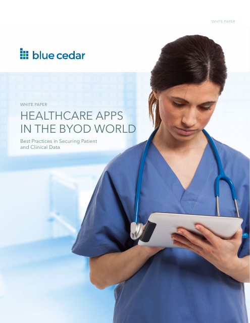 image from Healthcare Apps In The BYOD World