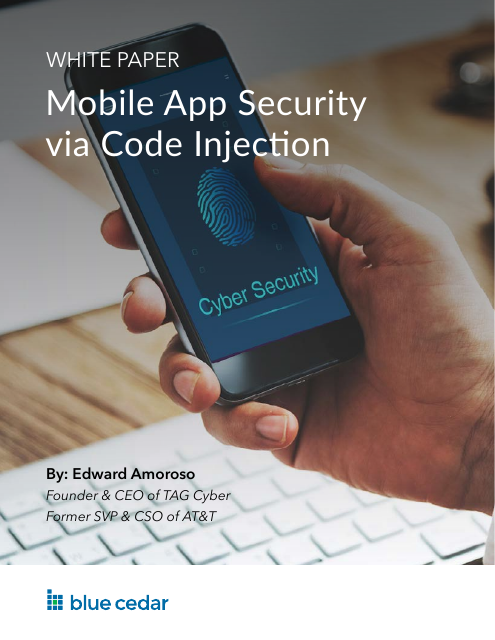 image from Mobile App Security via Code Injection