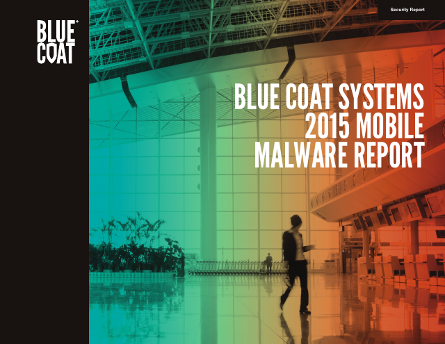 image from 2015 Mobile Malware Report