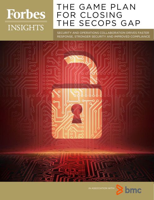 image from Game Plan for Closing the SecOPS Gap