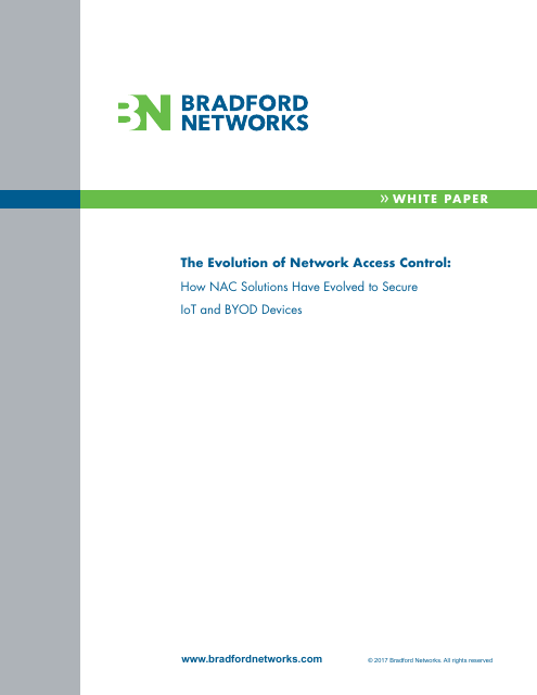 image from The Evolution Of Network Access Control