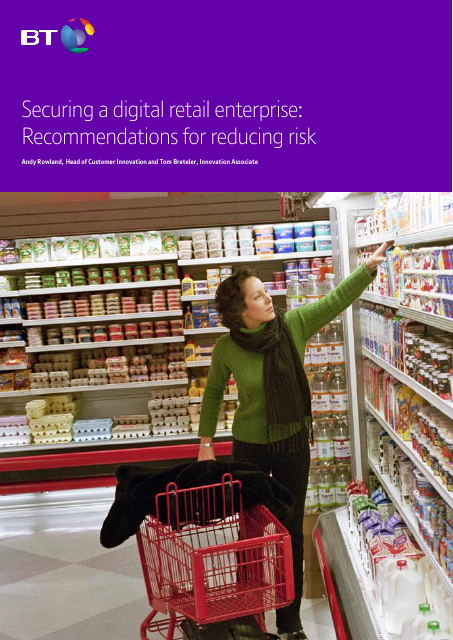 image from Securing A Digital Retail Enterprise