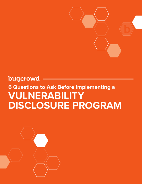 image from 6 Questions To Ask Before Implementing A Vulnerability Disclosure Program