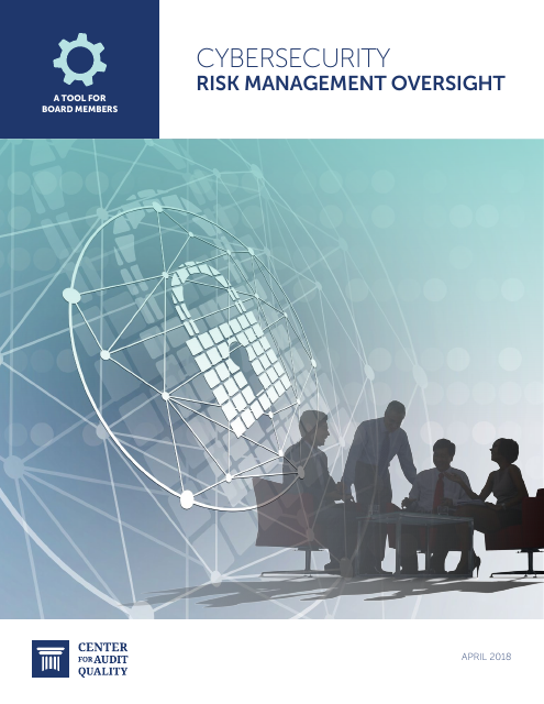 image from Cybersecurity Risk Management Oversight