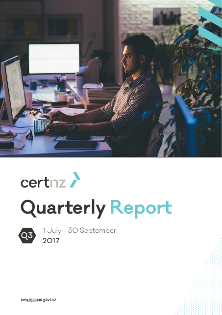 image from Quarterly Report Q3 2017