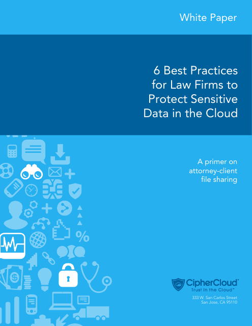 image from 6 Best Practices For Law Firms To Protect Sensitive Data In The Cloud