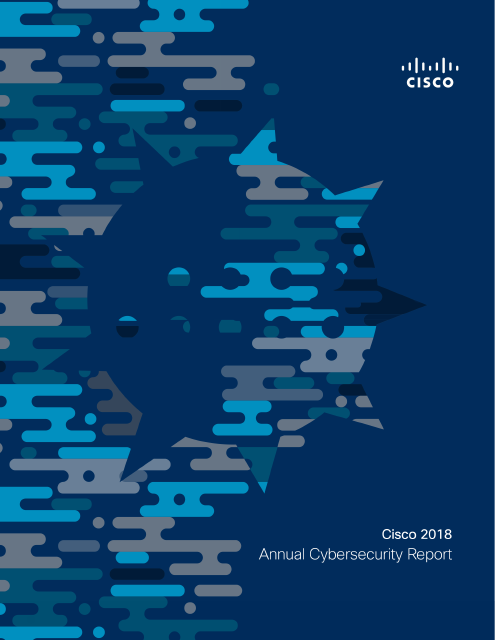 image from 2018 Annual Cybersecurity Report