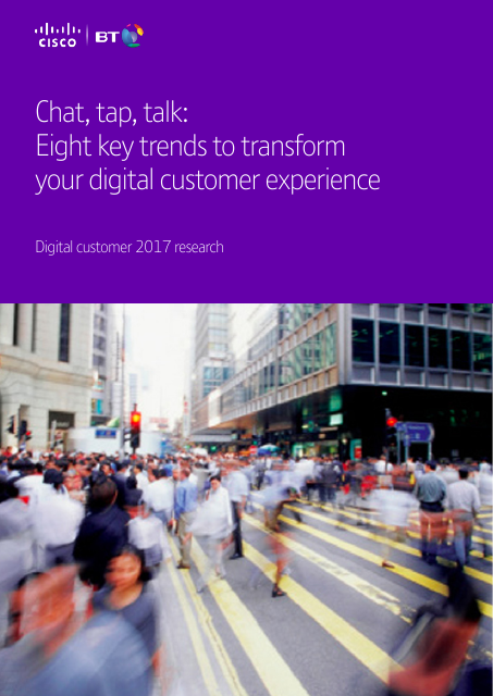 image from Chat, Tap, Talk: Eight Key Trends To Transform Your Digital Customer Experience