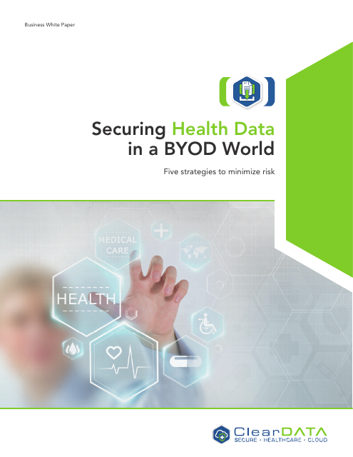 image from Securing Health Data In A BYOD World