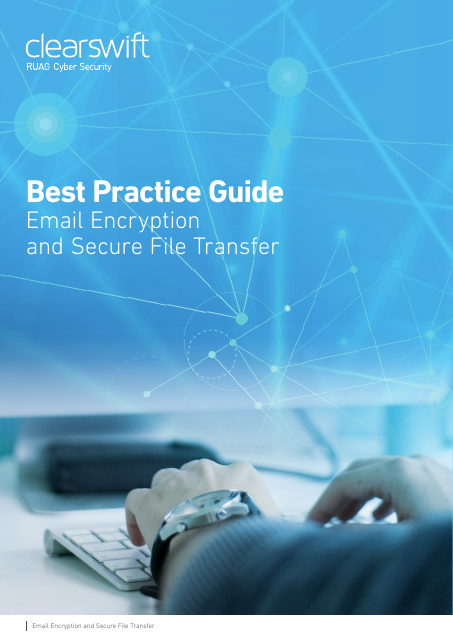 image from Email Encryption Secure File Transfer Best Practice