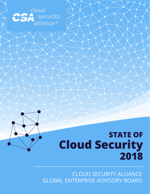 image from State Of Cloud Security 2018