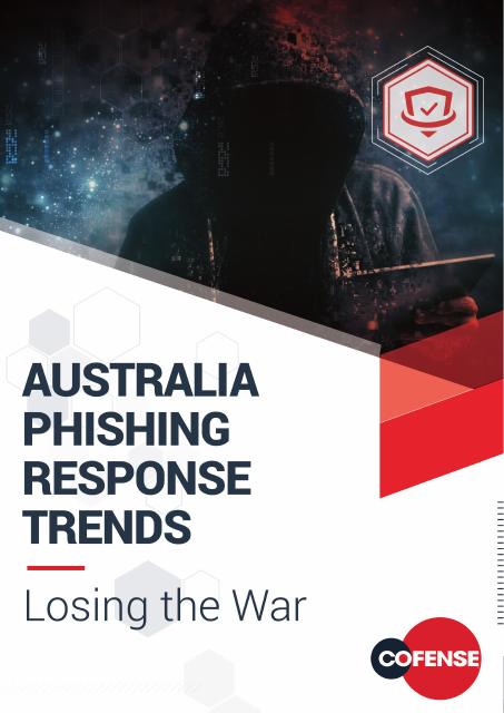 image from 2017 Phishing Response Trends Australia Region