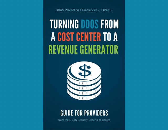 image from Turning DDoS From A Cost Center To A Revenue Generator
