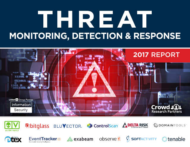 image from Threat Monitoring Detection Response Report 2017