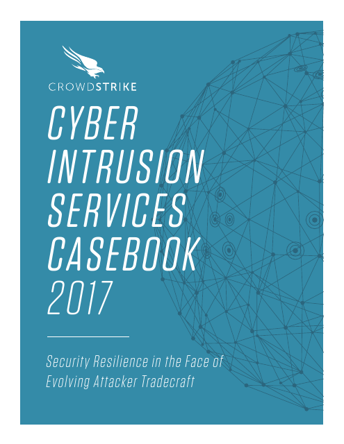 image from Crowdstrike Services Casebook Report 2017
