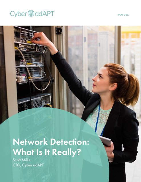image from Network Detection: What Is It Really?