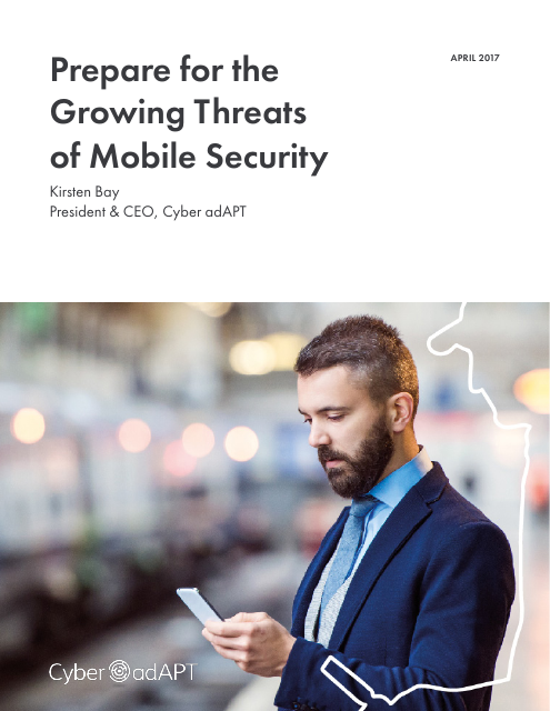 image from Prepare For The Growing Threats Of Mobile Security
