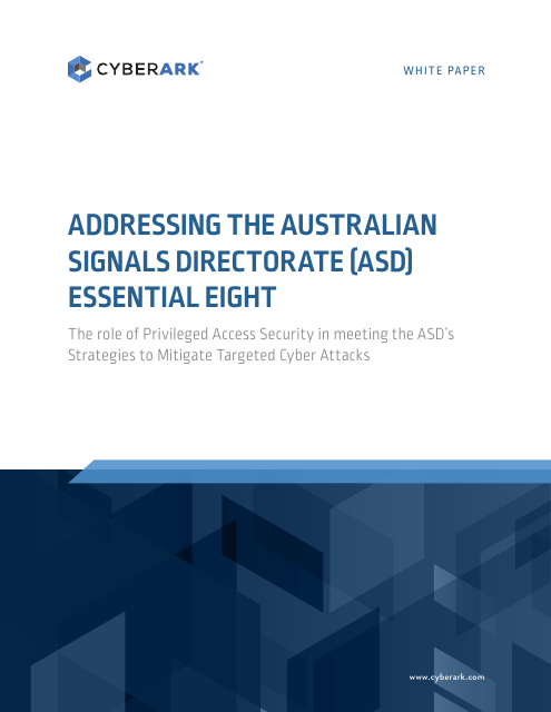 image from Addressing The Australian Signals Directorate Essential Eight