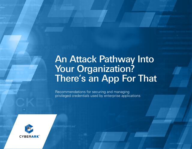 image from An Attack Pathway Into Your Organization? There's An App For That
