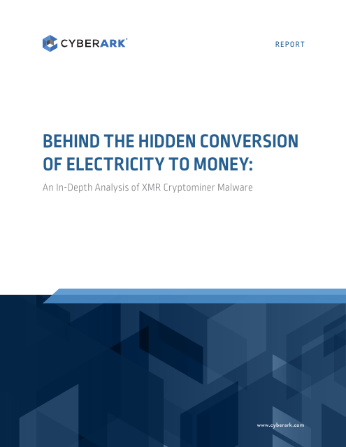 image from Behind The Hidden Conversion Of Electricity To Money: An In-Depth Analysis of XMR Cryptominer Malware