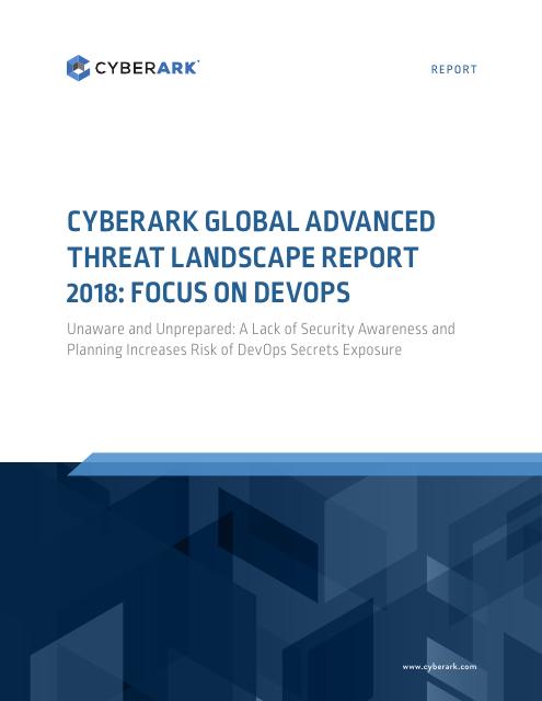 image from Global Advanced Threat Landscape Survey 2018: Focus On DevOps
