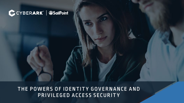 image from The Powers Of Identity Governance And Privileged Access Security