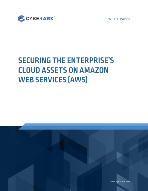 image from Securing The Enterprise's Cloud Assets On Amazon Web Services