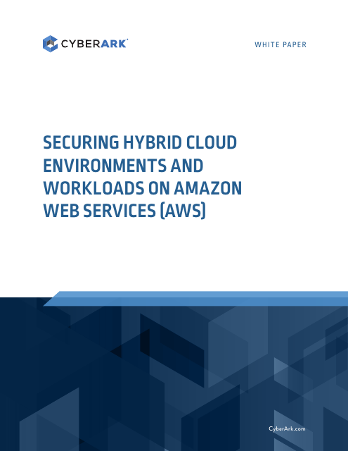 image from Securing Hybrid Cloud Environments And Workloads On Amazon Web Services (AWS)