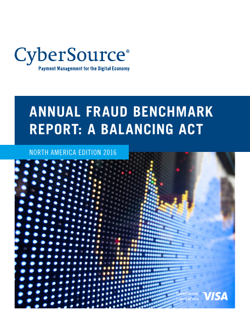 image from Annual Fraud Benchmarking Report: